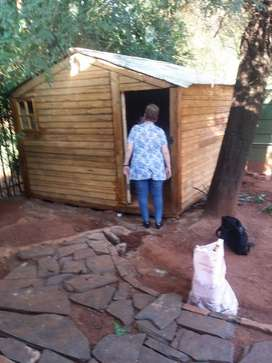 3mx3m Wendy house for sale
