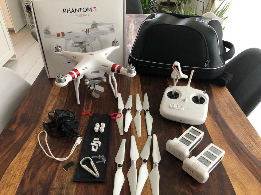 DJI Phantom 3 Standard set 0