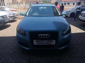 AUDI A3 ATCH BACK 1.4  TFSI WITH LEATHER INTERIOR DESIGN SEAT