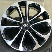 Новые оригинальные литые диски R17 5-114.3 Toyota Camry, Corolla