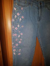 Spodnie jeansowe Janina r.38