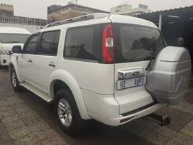 2011 Ford Everest on sale