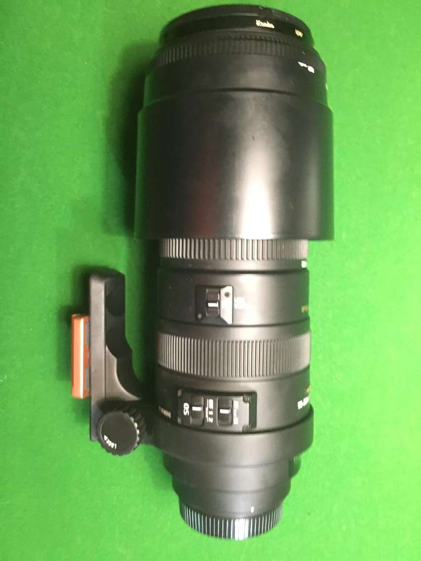 Sigma 150-500mm F5-6.3 APO DG OS HSM Telephoto Lens to fit canon 0