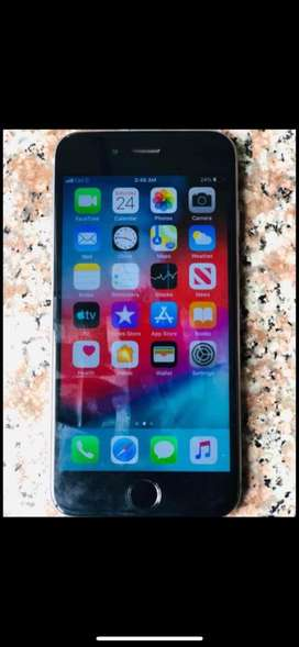 Iphone 6 (32gb) Open to all networks , fingerprint and icloud work