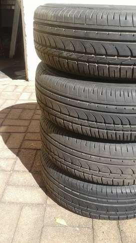 Volvo d5 mag rims and tyres for sale