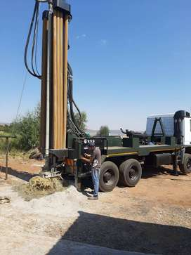 60m Package - Excellent Borehole Water Drilling