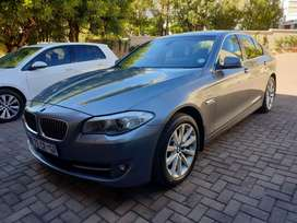 2011 BMW 523i exclusive