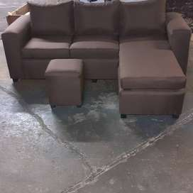 New Sofa straight  from our factory