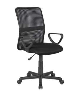 Office Chair Black Mesh Back for sale