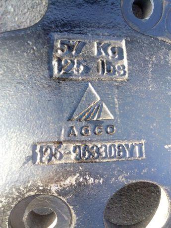 Балластные грузы колес на гусеничный трактор Challenger балансири Чернигов - изображение 3