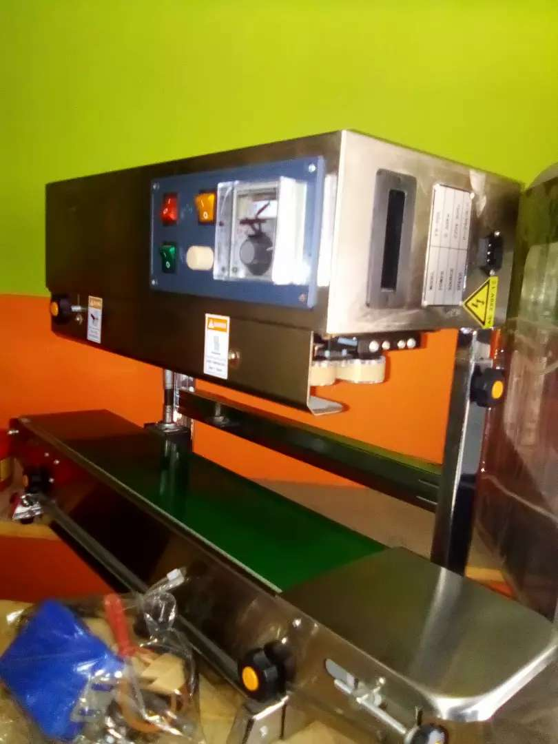 Continuous band sealer 0