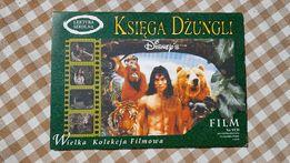 Film Księga Dżungli DVD