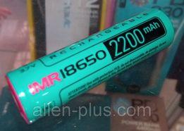 Аккумулятор высокотоковый Videx IMR Li-Ion 18650 2200mAh 3,7V 22А