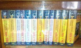 Серія книг Х. Чейз