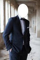 garnitur ślubny ESSENZA +koszula gratis