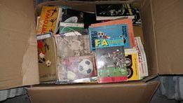 Książki sportowe lata 70-80
