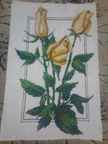 "Вишивка ""Троянди"""