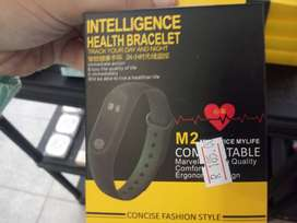 HEALTH WATCH MY DEVICE MY LIFE M2: HEART RATE MONITOR, PEDOMETER ETC.