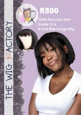 BRAZILIAN & PERUVIAN WIGS AT FACTORY PRICES