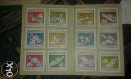 stare znaczki postscheck