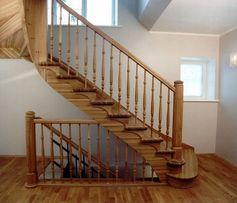 Лестницы для дома, дачи, коттеджа. Изготовление, установка.