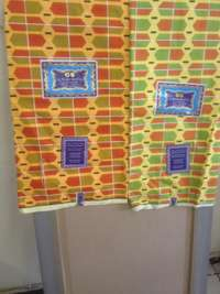 6(meter) African fabric each 0