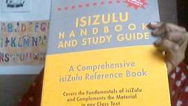 Isizulu Handbook and guide for sale!