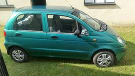 Daewoo Matiz 2001. Car papers in order license  up to date
