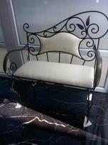 Продам кованное кресло-стул