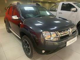 2018 Renault Duster 1.5dCi