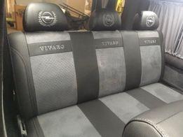Перетяжка салона ЗНИЖИКИ обшивка сидінь переобладнання мікроавтобусів