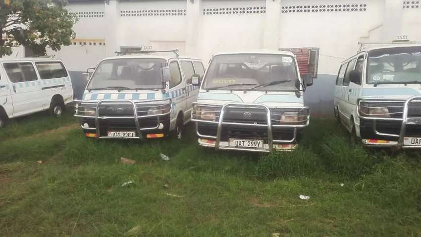 Taxis for sale at 14m 0