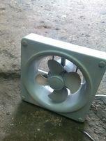 Вентилятор осевой двухскоростной 220В