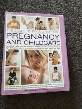Pregnancy and child care book