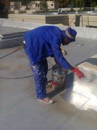 Image of Waterproofing and roof painters-call dakalo and get free quote