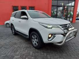2016 Toyota Fortuner GD-6 Automatic 2.8 Diesel️
