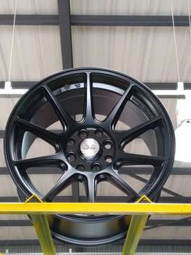 15inches mag wheels 4/100/108 ford Kia Toyota vw etc