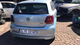 Polo 6 TDI blue motion stripping for spare parts