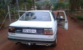 The car is available with papers