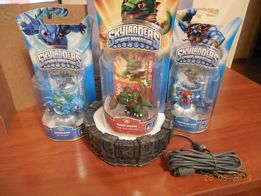 Игра Skylanders battlegrounds