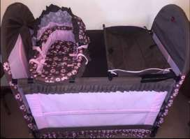 Chelino Baby 3 in 1 cot