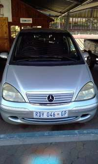 Image of Merc Benz A 160