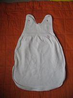Детский спальный мешок-конверт для новорожденных