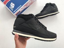 Ботинки New Balance 754 HL754BN оригинал кожаные