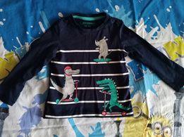 Джемпер кофта детская размер 86