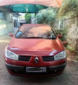 2006 Renault megane Cabriolet in great condition.