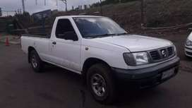 Bakkie is driving and in a good condition.