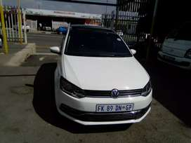 Vw Polo 6 1.2 TSi Comfortline manual for sale
