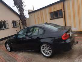 BMW in a very good condition with leather interior for sale