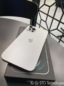 SPOTLESS iPhone 12 Pro 256GB Silver
